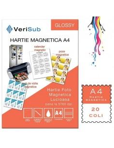 Hartie magnetica glossy VeriSub A4