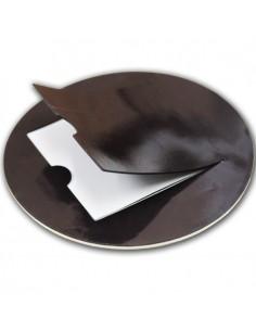 Magnet rotund-dantela insertie foto