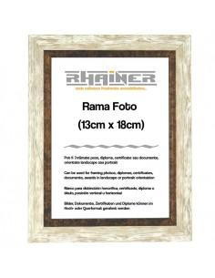 Rama foto Valencia 13x18