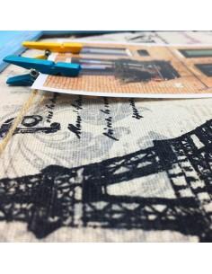 Rama foto colaj Paris1