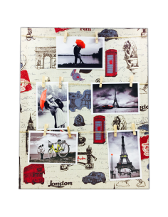 Rama foto Paris vs London