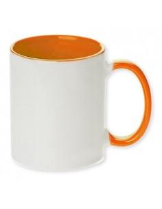 Cana maner interior portocaliu