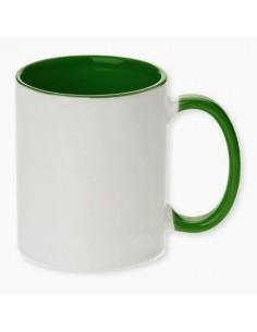 Cana maner interior verde inchis