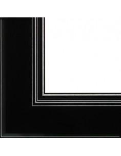 Rama foto Marid neagra 10x15