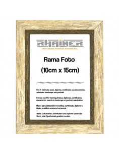 Rama foto Valencia cafe 10x15