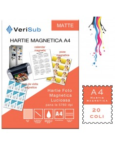 Hartie magnetica matte VeriSub A4
