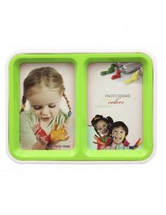 Rama foto FELIS verde cu 2 fete