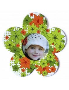 Magnet floare toamna insertie foto