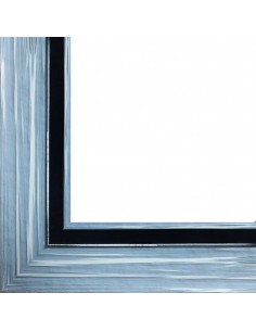 Rama foto Tenerife albastru+negru 10x15