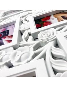 Rama foto colaj Flower 6 poze