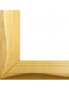Rama foto lemn striat Vigo 10x15