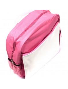 Ghiozdan copii sublimabil roz