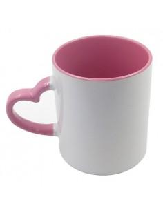 Cana maner inima roz