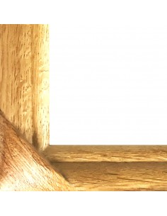 Rama foto lemn Ronda A3