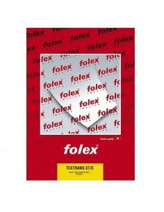 Folie LASER transfer bumbac alb FOLEX TEXTRANS ST/S A4