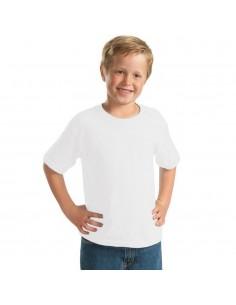 Tricou Keya COPII alb bumbac 100%