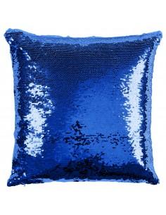 Husa perna cu paiete sublimabile albastra