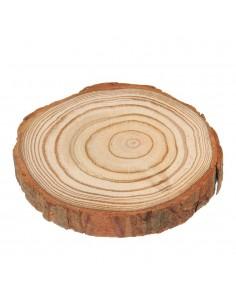Felie de lemn Ø 7cm x 1cm grosime