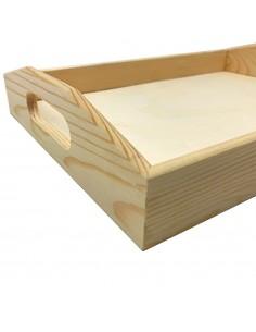 Tava de lemn