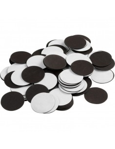 Buline magnetice set 100 buc