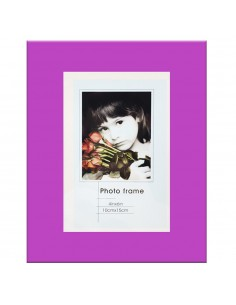 Rama foto sticla Cordoba roz 10x15