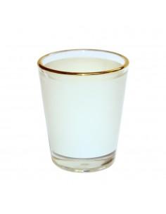 Pahar shot sticla sublimabil