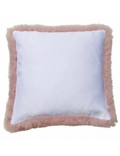 Husa perna blana roz 4x40