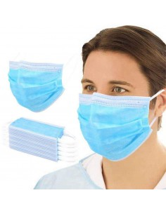 Masca protectia fata 3 straturi cutie 50buc