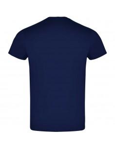 Tricou bumbac albastru inchis Roly ATOMIC 150