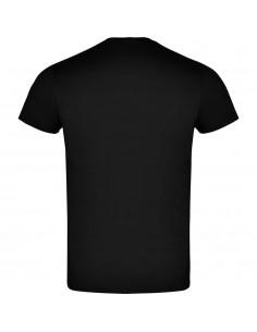 Tricou bumbac negru Roly ATOMIC 150