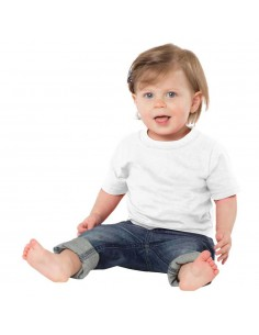 Tricou bumbac alb pentru copii si bebelusi BEAGLE