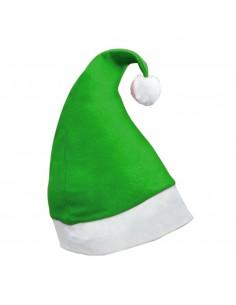 Caciula Mos Craciun sublimabila verde