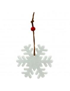 Ornament textil sublimabil - set 10buc