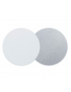 Placa aluminiu sublimabila Ø 8 cm
