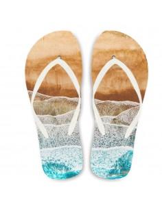 Papuci de plaja sublimabili