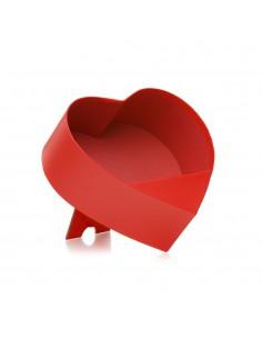 Cutie inima deschisa cu suport