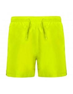 Pantaloni scurti de plaja turcoaz Roly AQUA
