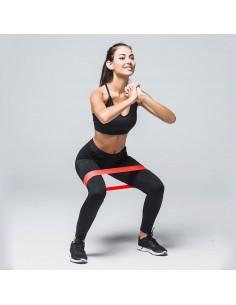 Set benzi elastice antrenament