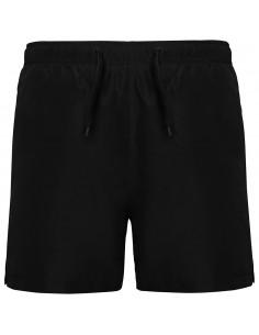 Pantaloni scurti de plaja negru Roly AQUA