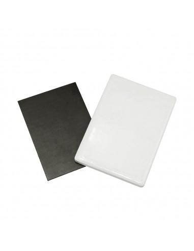 Magnet de frigider din ceramica sublimabil