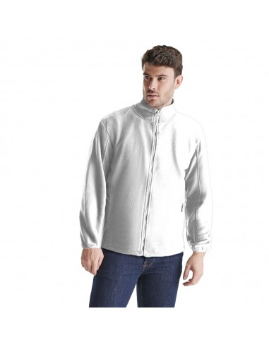 Bluza polar Roly ARCTIC - alb