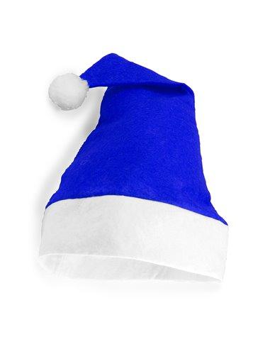 Caciula Mos Craciun sublimabila albastru
