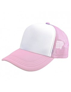 Sapca roz sublimabila Trucker