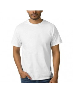 Tricou Keya alb bumbac 100%