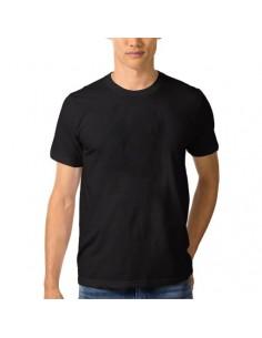 Tricou Keya negru bumbac 100%