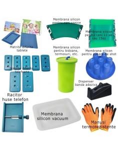 Presa termica sublimare 3D Vacuum