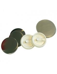 Set insigna clema 58mm